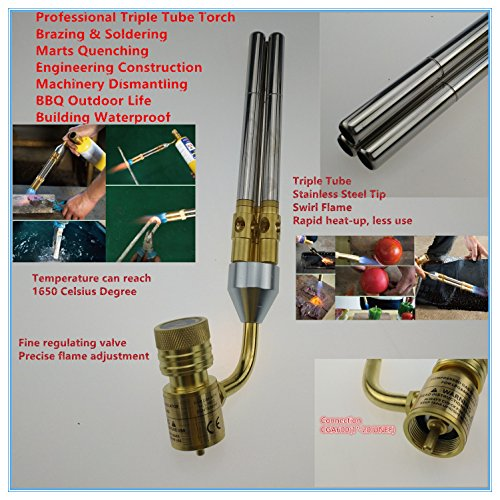 Most Popular Brazing Torches