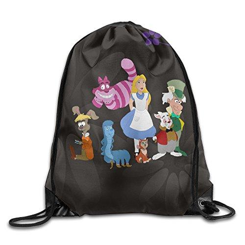 LALayton Alice In Wonderland 52 Leisure For Port Bag (Alice In Wonderland Cast Costumes)
