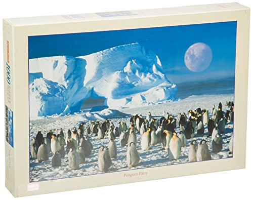 Tomax Penguin Party 1000 Piece Jigsaw Puzzle by TOMAX