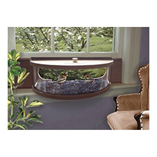 Coveside Conservation Products Panoramic Feeder w/Mirror -