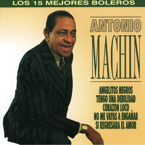 Amazon.com: Angelitos Negros: Antonio Machín: MP3 Downloads