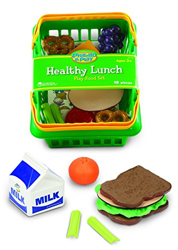 Learning Resources - Pretend and Play  Healthy Lunch Set
