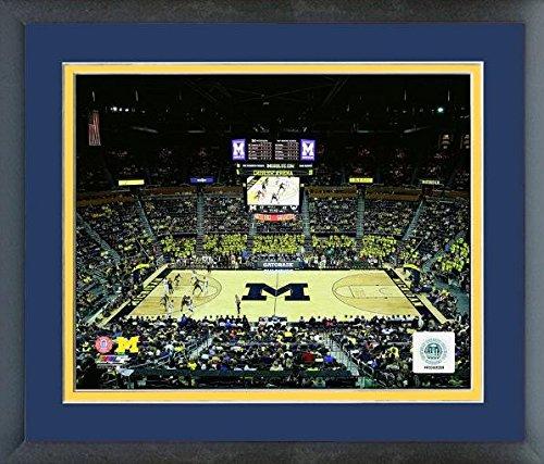 Michigan Wolverines Crisler Center Photo (Size: 12.5