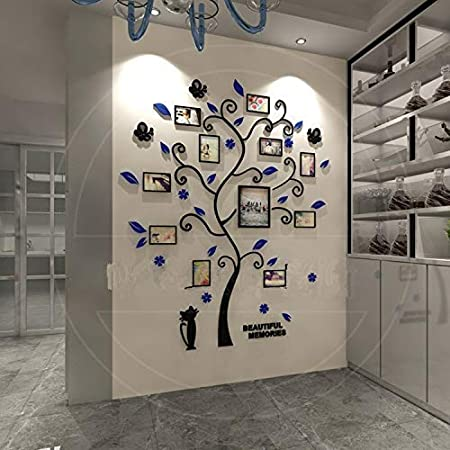 Farbe: A Fotowand Treppe Bilderrahmen Korridor Mode Europ/äischen Kombination Wand Hintergrund Wand Kreative Fotorahmen Wand Hintergrund wanddekoration