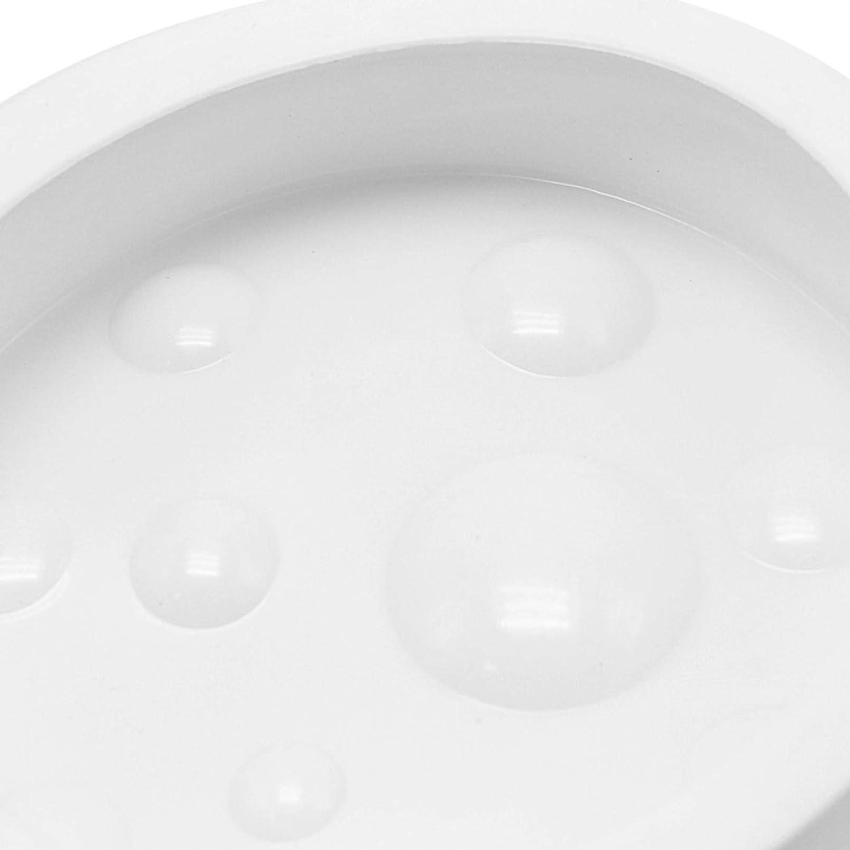 SHUHUI Runde Bubble Stone Silikon Backform F/ür Mousse EIS Chiffon Kuchenform DIY Antihaft-Kuchen Dekorieren Backgeschirr Werkzeuge