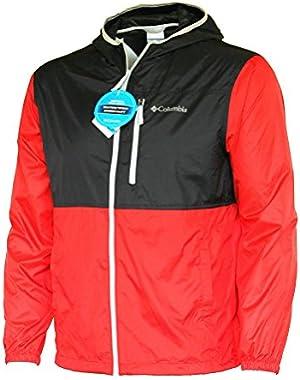 Men's Morning View Waterproof Windbreaker Hooded Jacket