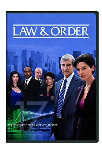 Law & Order: The Seventeenth Year (Boxed Set, Snap Case, 5PC)
