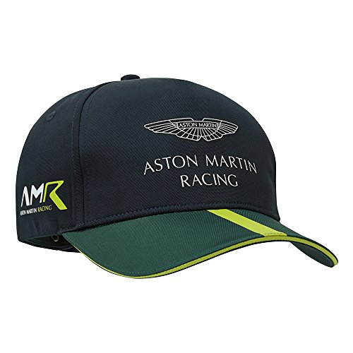 - Aston Martin Racing New! 2018 Team Adults Cap Baseball Hat Navy & Green One Size