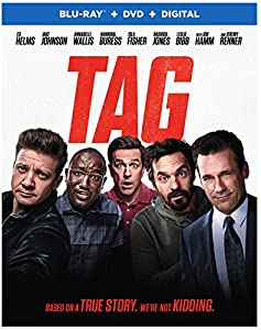 Cover Image for 'Tag [Blu-ray + DVD + Digital]'