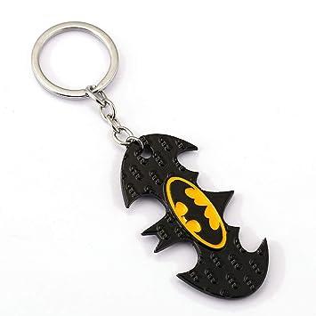 TUDUDU Batman Key Cadena El Caballero Oscuro Llavero ...