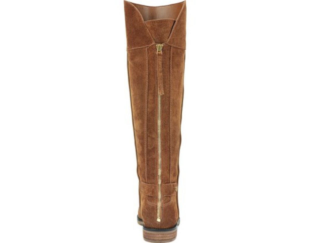 Franco Sarto Riding Women's Christine Wide Calf Riding Sarto Boot B01G8VKN74 11 B(M) US|Cognac 41f790