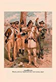Buyenlarge Miscellaneous Organizations-Continental Army' Paper Poster, 20 by 30-Inch