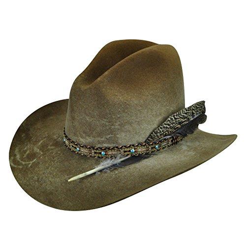 6b3d5cbe110 Bailey Western Men Renegade by Bailey Zella Western Hat Sooty Palomino 6 7 8