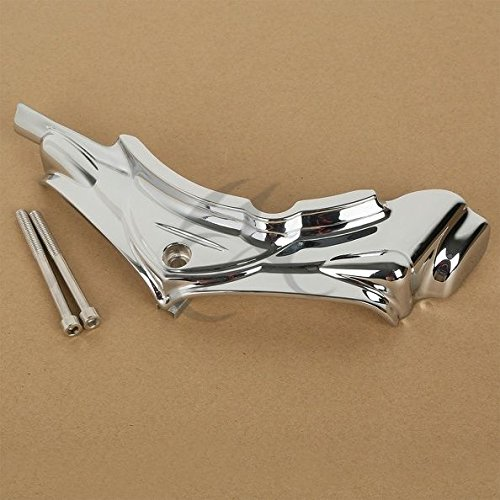 FidgetFidget Cylinder Base Side Cover for Harley Street Glides Road Glides Dyna Models 07-16