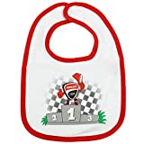 Ducati Corse Moto GP Racing Mascot Baby Bib White Official 2018