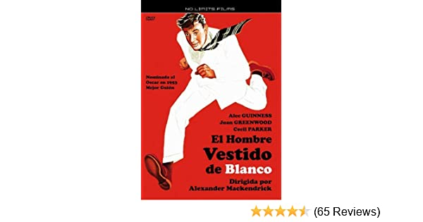 Amazon.com: The Man In The White Suit (El hombre vestido de blanco) - Audio: English, Spanish - All Regions [DVD]: Movies & TV