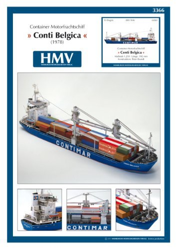 hmv-3366-papermodel-container-ship-conti-belgica