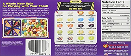 Jelly Belly BeanBoozled Jelly Beans Spinner Gift Box, 4th Edition, 3.5-oz, 10 Pack by Jelly Belly (Image #1)