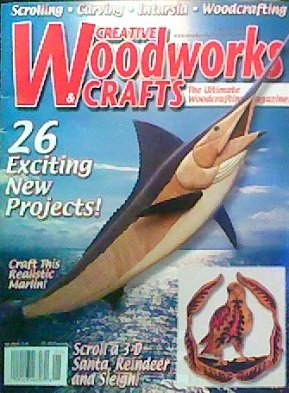 Creative Woodworks & Crafts (January 2003) -