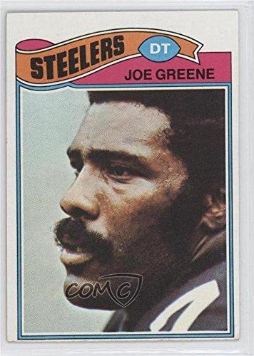 joe greene football card - 3