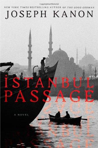 Read Online Istanbul Passage: A Novel pdf