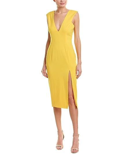 5fe45885b947 Jay Godfrey Womens Midi Dress