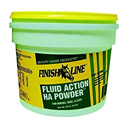 Finish Line Horse Products Fluid Action Ha Powder (30-Ounce)