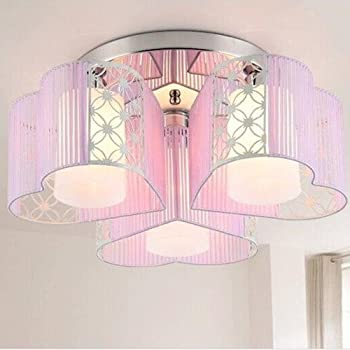 Amazon.com: Crystal Ceiling Lamp - SENYANG LED Ceiling Light ...