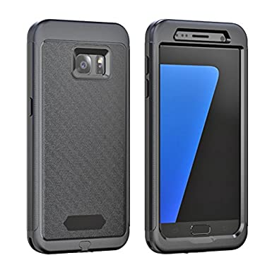 Amazon.com: Funda para Samsung Galaxy S7, impermeable, con ...