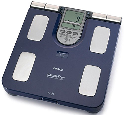 Omron Bf511 Clinically Accurate Complete Body Composition Me
