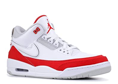 Jordan Mens Retro 3 Tinker Hatfield Basketball Shoes