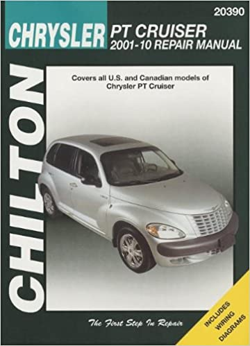 2001 chrysler pt cruiser owners manual