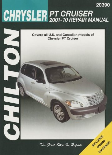 2007 pt cruiser owners manual - 3