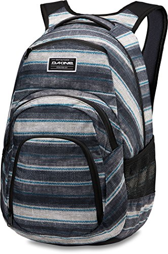 Dakine Campus Backpack – Laptop Sleeve – Multiple Compartments – 25L & 33L Size - Sunglasses.co.uk