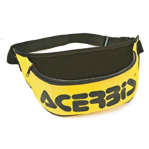 Acerbis - Bolso de asas para hombre amarillo - Black/Yellow