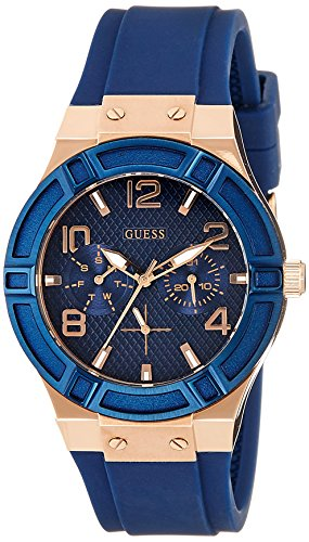 Guess Analog Blue Dial Women's Watch – W0571L1