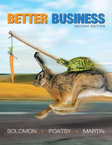 Better Business Plus NEW MyBizLab with Pearson eText -- Access Card Package (2nd Edition)