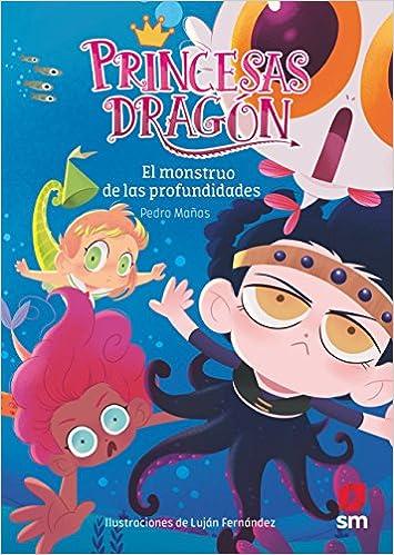 Descargar Libros En Ebook Princesas Dragón: El Monstruo De Las Profundidades La Templanza Epub Gratis