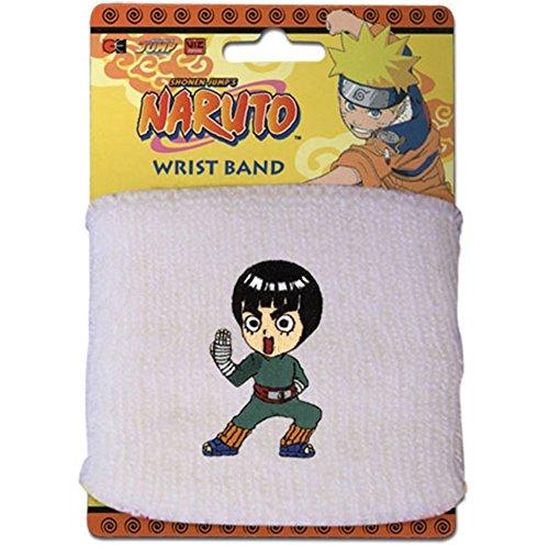 Naruto Mens Lee Anime Wristband product image