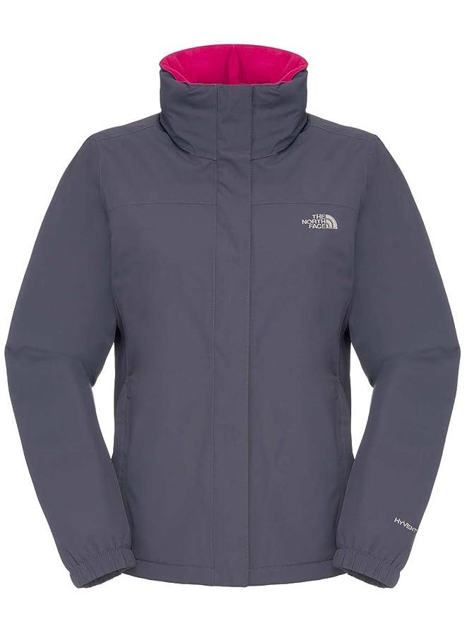 03eba374770d4 The North Face Resolve Insulated Veste de ski femme Tnf  Amazon.fr  Sports  et Loisirs