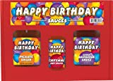 8 Pack HSH HAPPY BIRTHDAY Gourmet Gift Box Set 3 packs