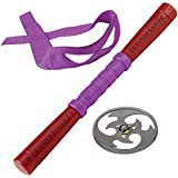 Teenage Mutant Ninja Turtles Combat Gear Donatello Power Sound Bo Staff Roleplay Weapon