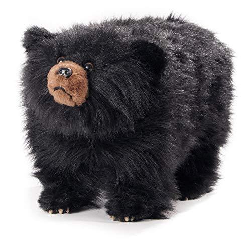 Carstens, Inc Shadow Shaggy Black Bear ()