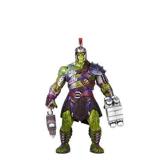 GXHLLYZY The Avengers Raytheon 3 Series: Hulk Toys, Figuras ...