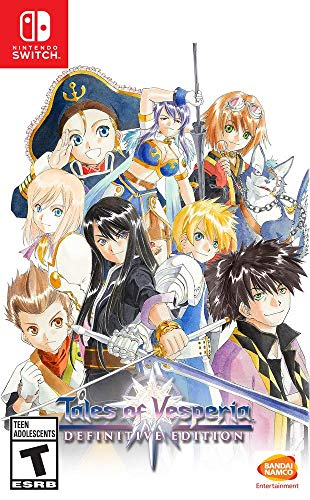 Tales of Vesperia - Definitive Edition - Nintendo Switch (Best Tales Game Ps3)