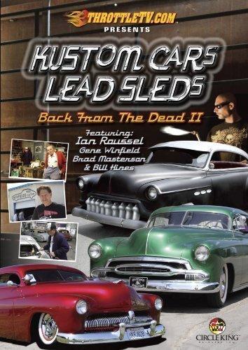 Kustom Cars Lead Sleds: Back From Dead II V.1