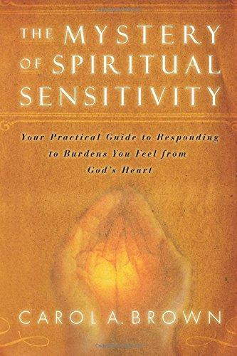 Mystery Spiritual Sensitivity Carol Brown