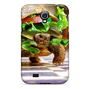 Perfect Fit VYFKLoO742qogEW Sandwiches Turtles Creative Case For Galaxy - S4