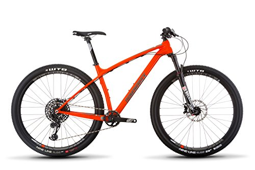 Diamondback Bicycles Overdrive 29C 2 Carbon 29er Hardtail Mountain Bike, Orange, 20