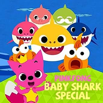 Baby Shark Special De Pinkfong En Amazon Music Amazon Es